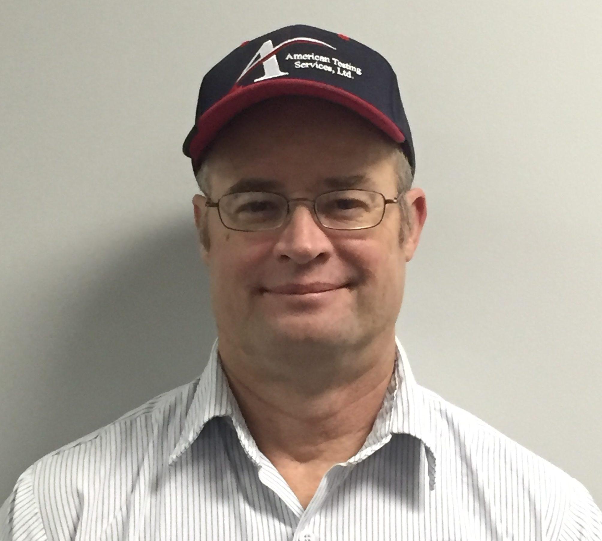 Terry Dillon - Shipping & Receiving