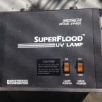 Spectroline UV-400 Super Flood 1