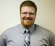 Brian Bulgrin - UT/ET Department Lead