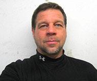 Greg Hinds - NDT Technichian