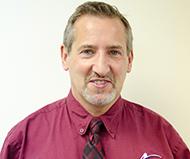 Walt Custer - Metallurgical Lab Manager
