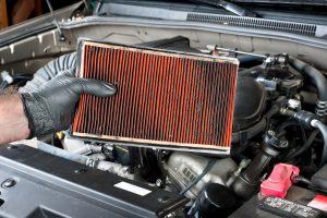Summer Maintenance - Air Filters