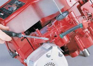 Summer Maintenance for Small Engines