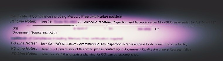 GOVERNMENT SOURCE INSPECTIONS -